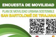 El Ayuntamiento de San Bartolomé de Tirajana inicia la redacción de su PMUS invitando a la participación ciudadana.