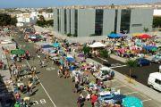 Reapertura del rastro de Maspalomas  este domingo, 5 de julio, junto al Mercado Municipal