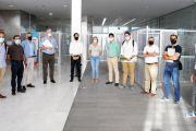 Los licitadores al proyecto Maspalomas Destino Inteligente visitan el municipio