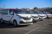 San Bartolomé de Tirajana reestablece el 100% de la operatividad en el servcio de Taxis