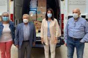 Servicios Sociales de San Bartolomé de Tirajana agradece las donaciones realizadas por las farmacias canarias
